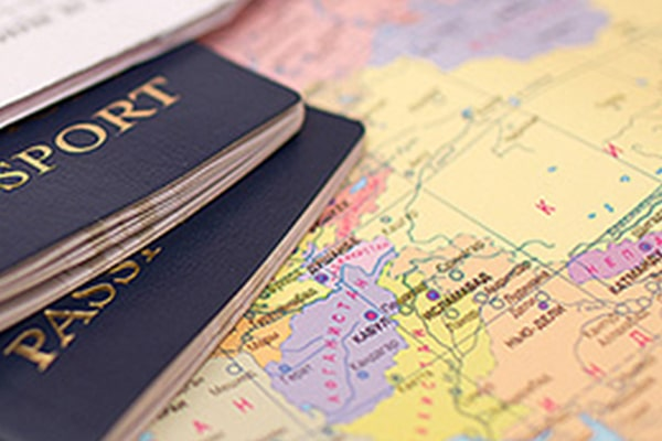Immigration and Visa Applications - specializations translation and interpretation